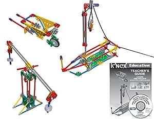 Amazon.com: K'NEX Education - Intro To Simple Machines ...