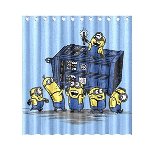 Minions Galore Shower Curtain