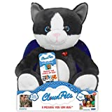 CloudPets 12in Talking Kitty - The Adorable, Huggable Pet to Keep in Touch Through the Cloud, Recordable Stuffed Animal