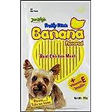 JerHigh Fruity Banana Stick Dog Treat, 70 G (Pack Of 6)