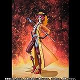 Soul web shop limited Figuarts ZERO Brook-ONE PIECE FILM Z battle clothes Ver. - (japan import)