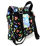 Inside Out 16 inch Canvas Backpack