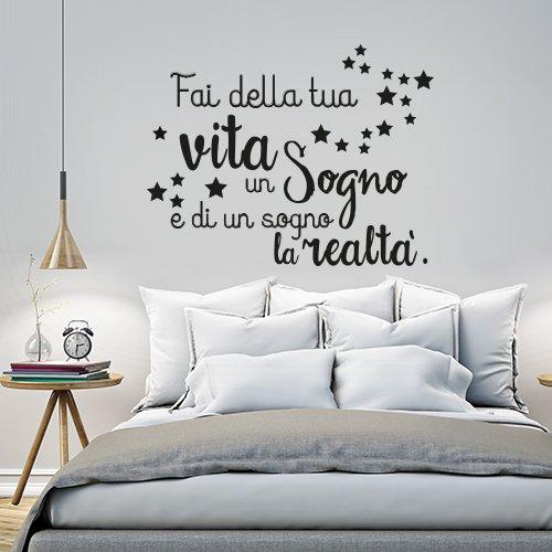 Adesivi murali la nuova moda per scrivere sulle pareti ideacolor - Decorazioni per muri di casa ...
