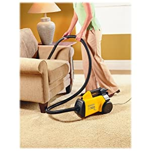 Eureka 3670G Mighty Mite Canister Vacuum