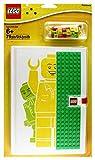 LEGO A5ノート(studs付) 輸入品