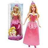 Mattel Year 2012 Disney Princess Sparkling Princess Series 12 Inch Doll Set - SLEEPING BEAUTY With T