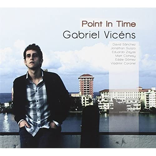 Point In Time Gabriel Vicens Audio CD