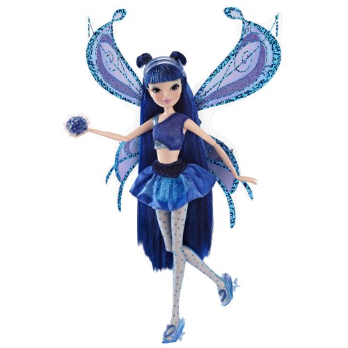 winx club  harmonix	power  bloom doll