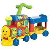 Winfun Win-Walker Ride Learning Train, Multi Color