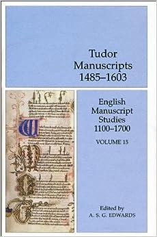 The Earlier Tudors, 1485
