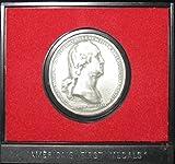 1976 Bicentennial Americas First Medals #1 - Washington Before Boston
