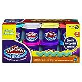 Play-Doh Plus Color Set, NET WT 8OZ,  8-Pack