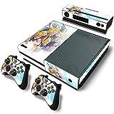 EBTY-Dreams Inc. - Microsoft Xbox One - DBZ Dragon Ball Z Anime Son Goku, Vegeta, Piccolo, Trunks Super Saiyan Vinyl Skin Sticker Decal Protector