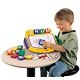 Fisher Price Learning Sensation Play With Letters Desk