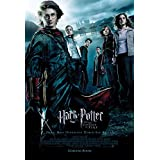 Harry Potter And The Goblet Of Fire Movie Poster - 24x36 Inch SATIN Material