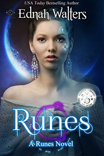 She's not sure whether to fall into his arms or run.  Runes (Runes series Book 1) by Ednah Walters