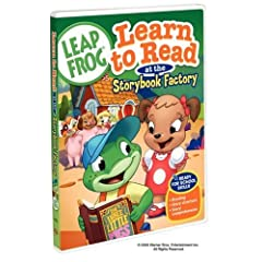 leap frog letter factory pre reading math circus dvds leap frog learn to read at the storybook factory 464