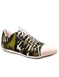 Aureno Men's Synthetic Sneakers - B011BG9Y80