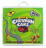 The Chevron Cars Fun Club Activity Kit ICON CAR Travel Case