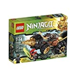Game / Play LEGO Ninjago Cole Earth Driller 70502. Minifigure Collectible Playset Swordsman Toy Toy / Child /...