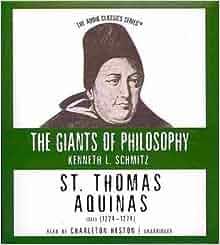 Thomas Aquinas (c. 1225