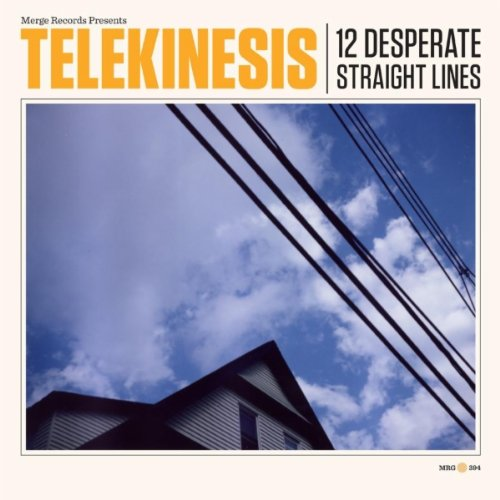 Telekinesis, 12 Desperate Straight Lines