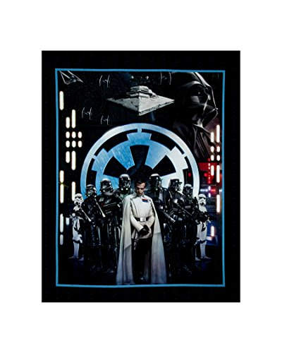 Rogue One: A Star Wars Story Villains 36'' Panel Multi Multi Fabric By The Yard