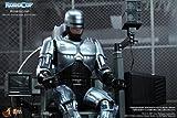 Movie Masterpiece DIECAST : RoboCop 1/6 Robocop Docking Station With