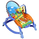 Mee Mee Multi Activity Rocking Chair - Blue