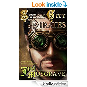 steam city pirates book