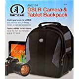 Tamrac Jazz 84 Camera/ IPad Backpack (Black/Multi) 4284734