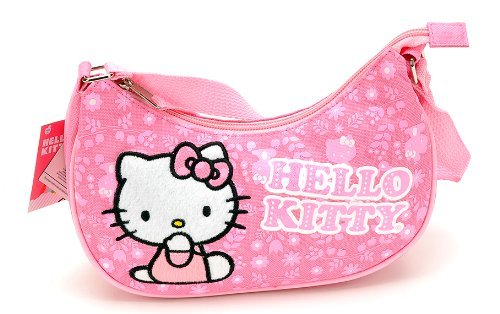 Sanrio Hello Kitty Carry Out Purse In Pink Color