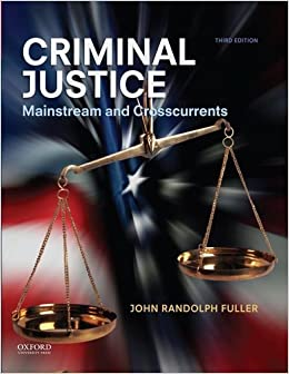 Removing the Blindfold: Ethics in Criminal Justice
