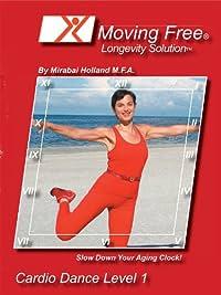 Amazon.com: Moving Free Cardio Dance Level 1 Easy Aerobics