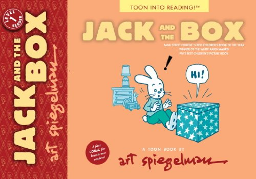 Jack and the Box: Toon Books Level 1