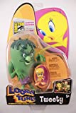 Mattel Looney Tunes Back in Action Chomp 'N' Stretch Tweety SDCC 2003 Exclusive