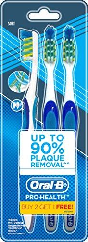 Oral B Pro Health - Soft (Buy 2 Get 1 Free)