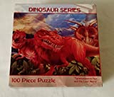 Dinosaur Series- Tyrannosaurus Rex and the Lost World- 100 Piece Puzzle