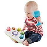 Fisher Price Tappin Beats Bench, Multi Color