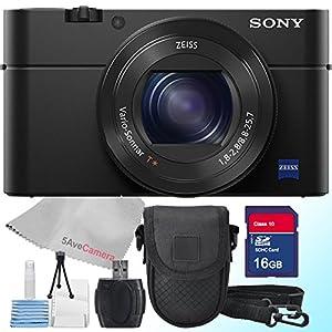 Amazon.com : Sony Rx100 IV Digital Mark 4 Camera with 16GB