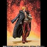 Soul web shop limited Figuarts ZERO Sanji-ONE PIECE FILM Z battle clothes Ver. -