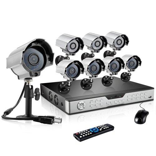 GW Security AutoFocus 4X Optical Motorized-8CH508575MIP6CA   CAMERA