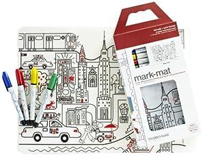 Amazon.com: modern-twist Kids Mark-Mat Silicone Coloring