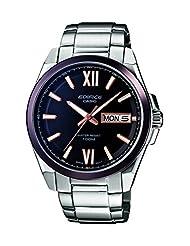 Casio Edifice Analog Off-White Dial Men's Watch - EFB-504L-7AVDF(EX139)
