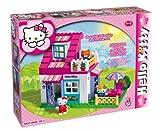 Mookie Hello Kitty 59-piece House Unico Set by Simba Smoby