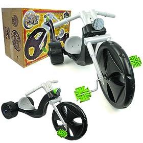 BIG Mighty Wheels Motorcycle Chopper Ride on