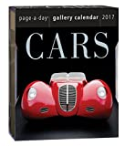 Cars 2017 Page-A-Day Gallery Calendar