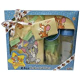 Warner Bros Tom And Jerry Gift Set - Design 1 (10 Pieces)