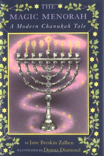 The Magic Menorah: A Modern Chanukah Tale