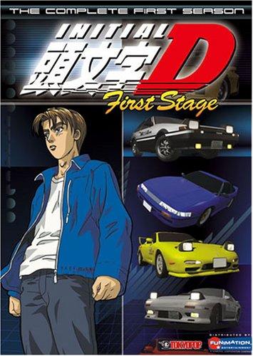 Initial D First Stage [ss1]- Initial D First Stage [ss1]